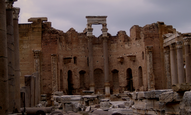 The Ruins of Sabratha is just one of two major ancient cities within the region of Tripoli