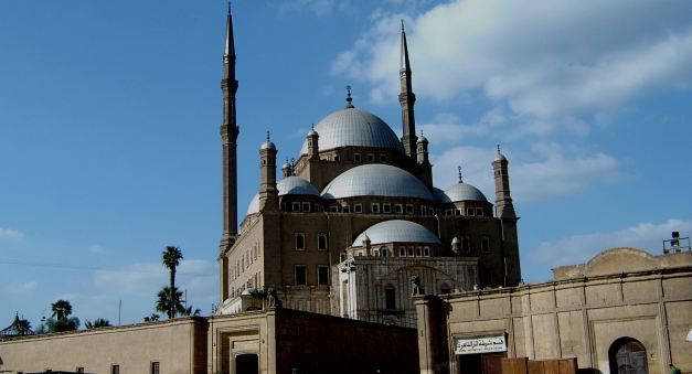 Mosque of Saladin in Cairo