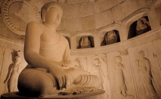 Seogguram Grotto