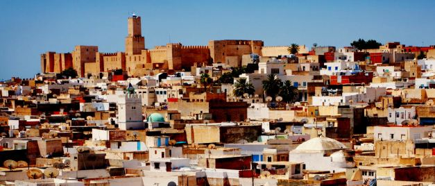 Take time to explore the Sousse Medina, a Unesco World Heritage Site