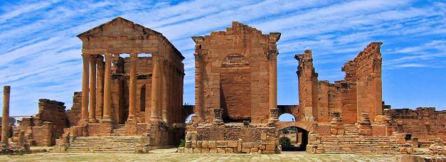 Sufetula was an important centre of Christianity in the 4th Century