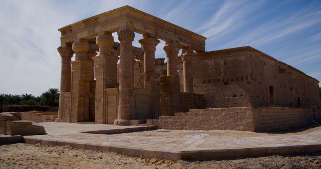 Temple of Hibis at Kharga