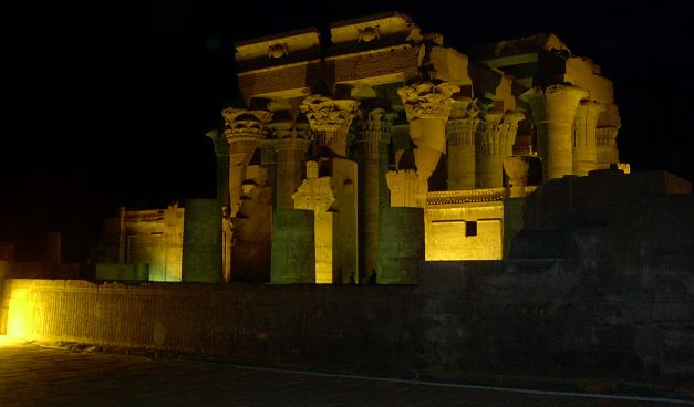 The Temple Of Sobek in Kom Ombo