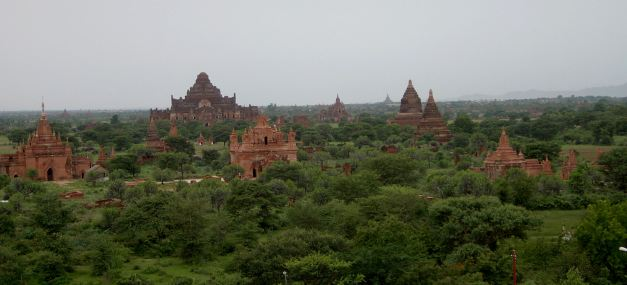 Yangon, Bagan and Mandalay are sometines referred to as the Jewels of Myanmar