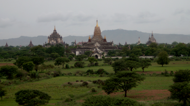 Some of Yangons world class Gold Courses are in sight of some of World Heritage Sites