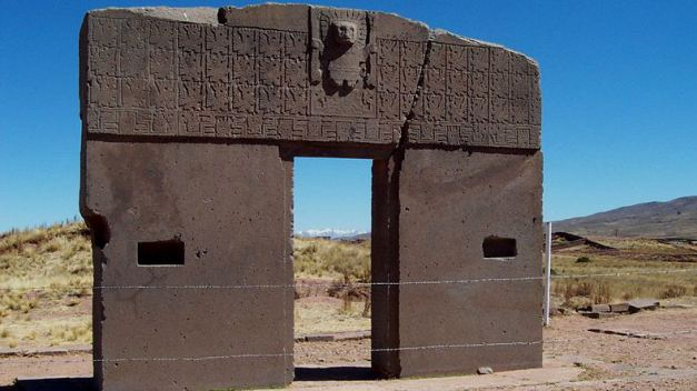 Tiwanaku, also known as Tiahuanaco