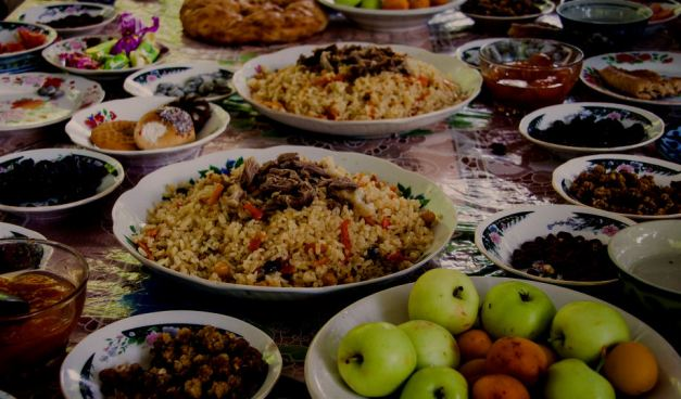 Uzbekistan has a wide, varied and incredibly tasty cuisine