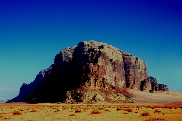 The Desert at Wadi Rum is a major drawcard for those wanting to explore the Desert