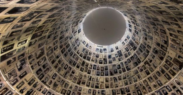 The Yad Vashem Holocaust Memorial opened in 2005
