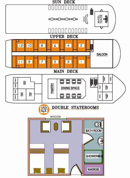 ABN Charaidew Deck Plan