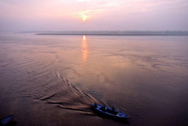 The Ganges is a river system of incredible contrasts