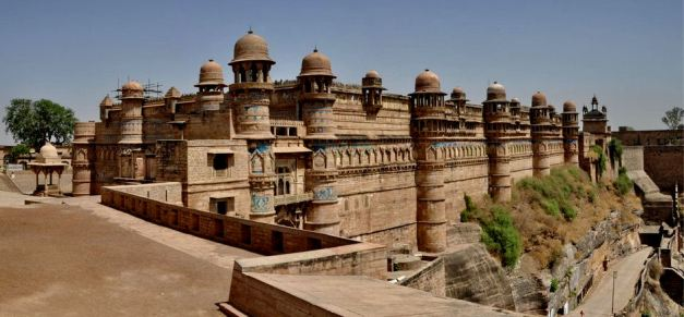The Gwalior Fortress