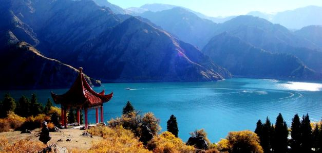 Heavenly Lake Urumqi