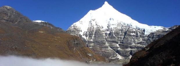 Mt.Chomolhari