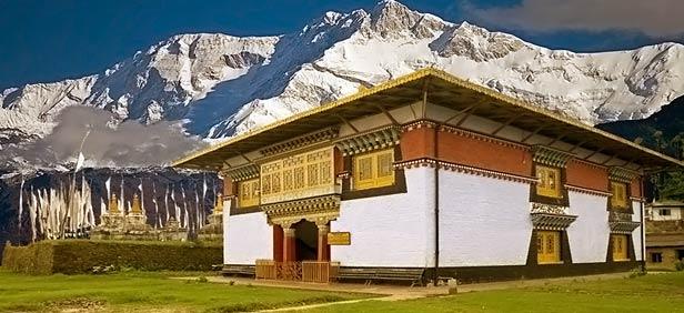 Pemayangtse Monastery