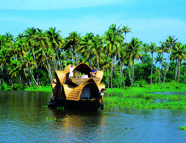 A Houseboat Journey is an incredible way to explore the waterways of southern india