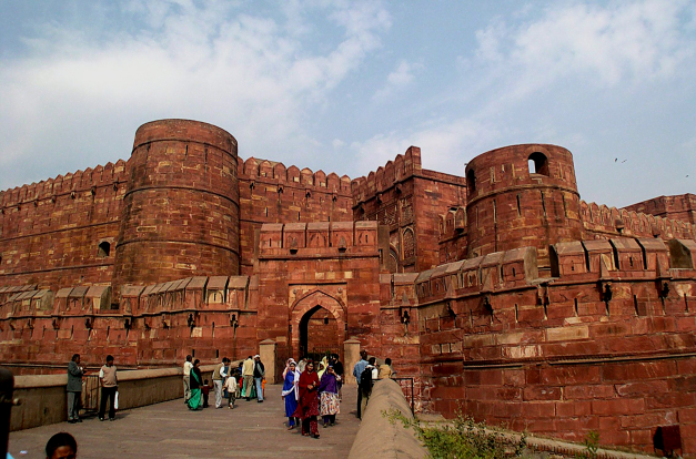 The Red Fort is one of the most iconic sights in India