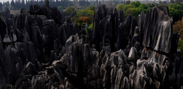 The Stoneforest is an incredible natural landscape located just outside Kunming