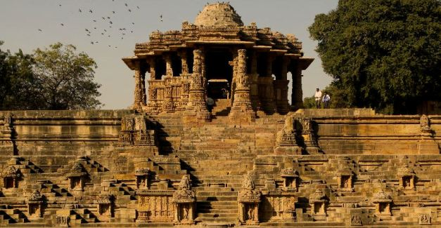 The Sun Temple at Modhera