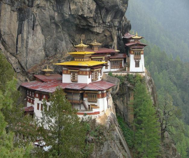 Taktshang Monastery (Tigers Nest)