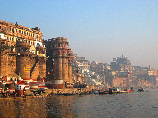 Varanasi is one of the most incredible spots to visit in India