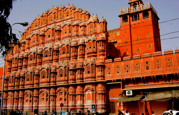 The Wind Palace in Jaipur