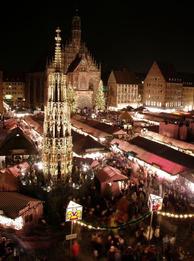 christmas market nurenburg