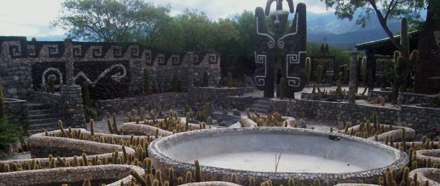 The Pachamama Museum is a highlight of many visits to Amaiche del Valle