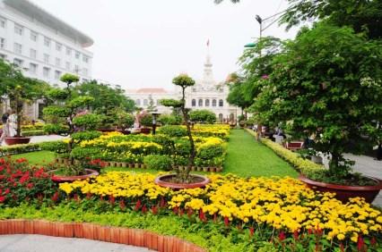 Nguyen Hue Tet Flower Street 2
